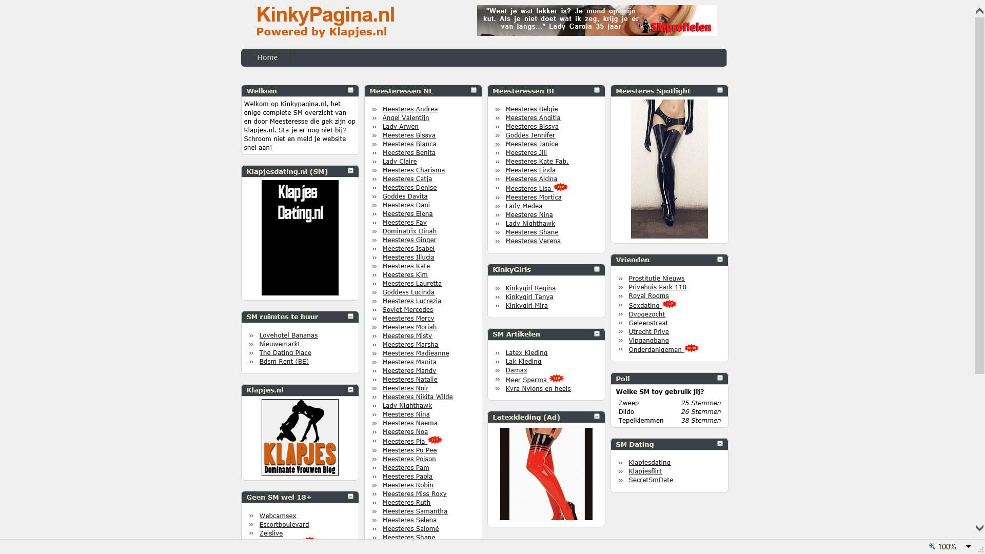 Kinkypagina.nl